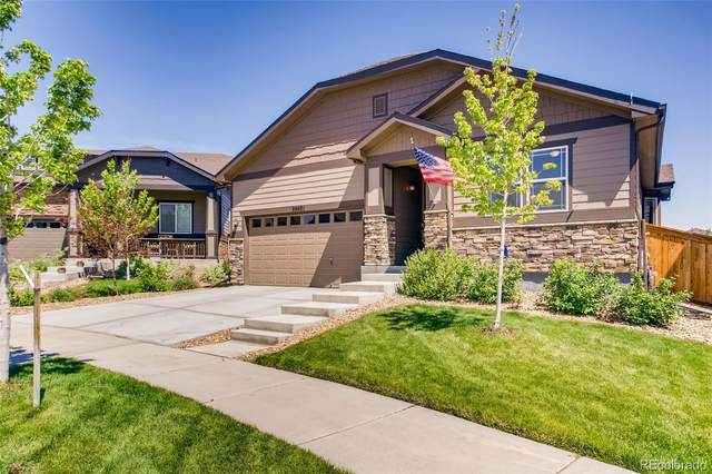 25021 E Archer Drive, Aurora, CO 80018 (#7778412) :: The DeGrood Team