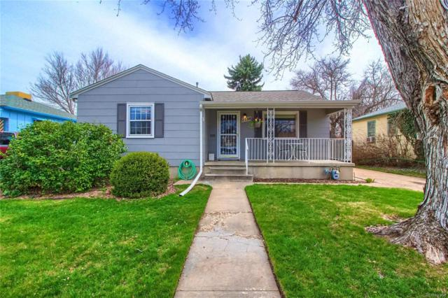 2538 S High Street, Denver, CO 80210 (#7778529) :: 5281 Exclusive Homes Realty