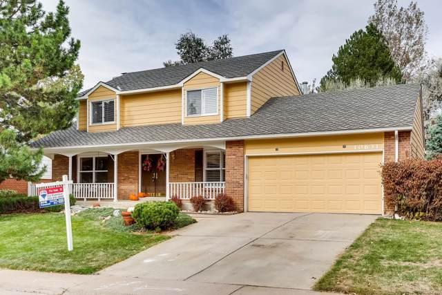 10631 W Dakan Mountain, Littleton, CO 80127 (#7778778) :: 5281 Exclusive Homes Realty