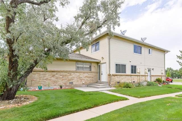 3351 S Field Street #95, Lakewood, CO 80227 (MLS #7778847) :: Stephanie Kolesar