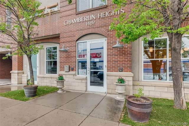1489 Steele Street #204, Denver, CO 80206 (MLS #7779164) :: 8z Real Estate