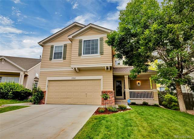 21946 E Oberlin Place, Aurora, CO 80018 (#7779233) :: The Colorado Foothills Team   Berkshire Hathaway Elevated Living Real Estate