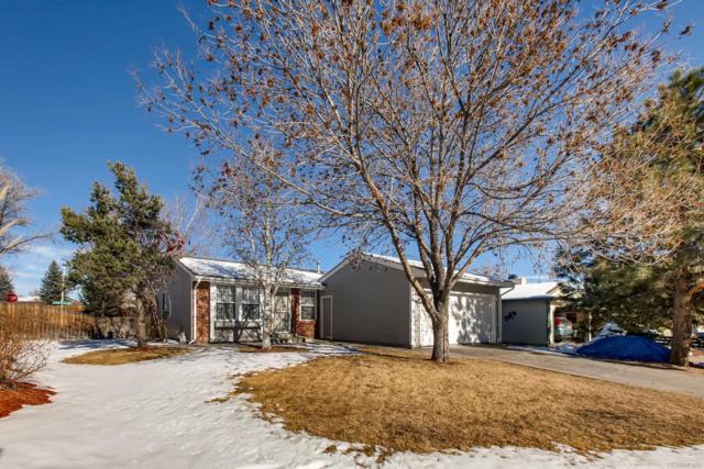 8991 W Cooper Avenue, Littleton, CO 80128 (#7779472) :: The Peak Properties Group