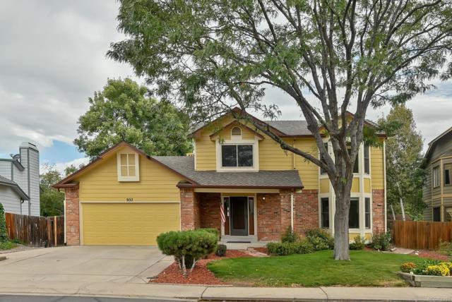 937 E 132nd Avenue, Thornton, CO 80241 (#7779525) :: Wisdom Real Estate