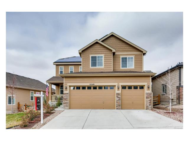 22549 E Bellewood Drive, Centennial, CO 80015 (#7779698) :: The Umphress Group