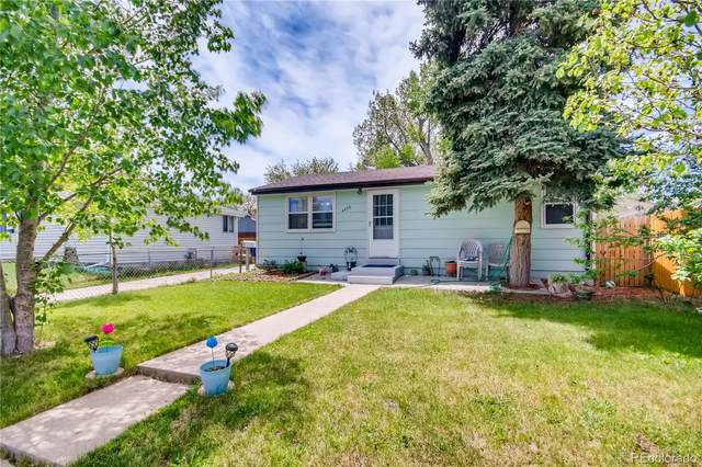 4570 W Center Avenue, Denver, CO 80219 (#7779806) :: Peak Properties Group