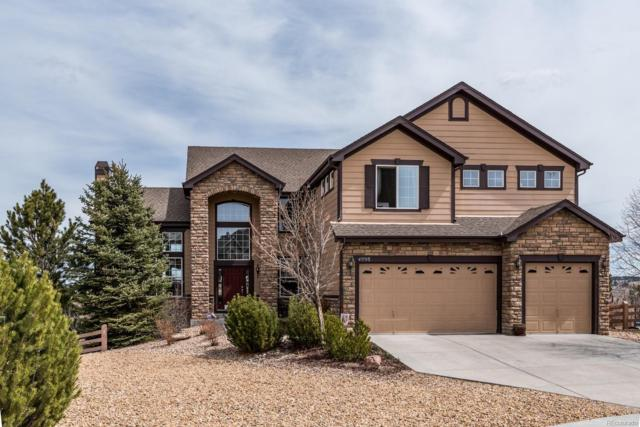 4998 Wagontrail Court, Parker, CO 80134 (#7779996) :: Compass Colorado Realty