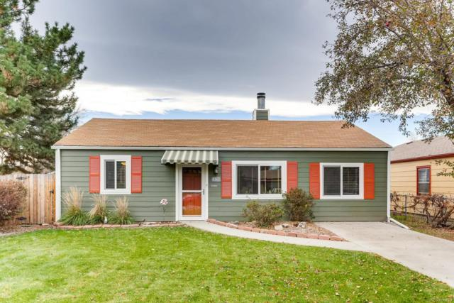 4363 S Pearl Street, Englewood, CO 80113 (#7780012) :: Sellstate Realty Pros