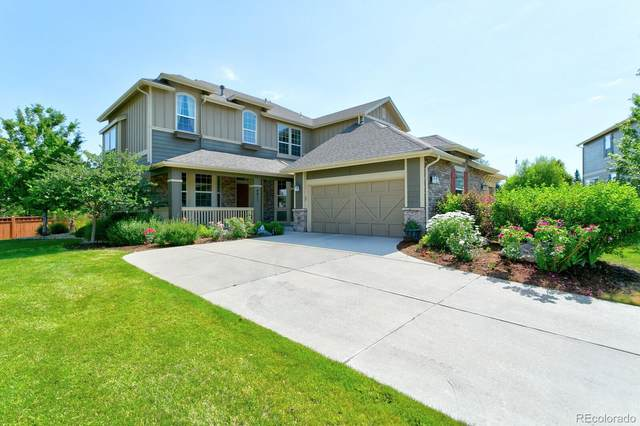 4811 Mountain Gold Run, Broomfield, CO 80023 (#7780044) :: Chateaux Realty Group