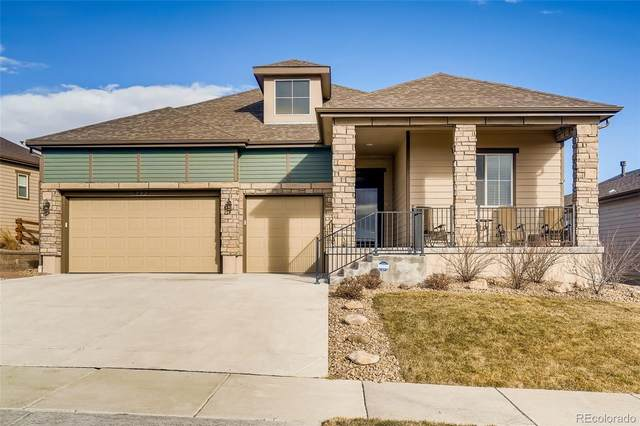 8255 Moss Circle, Arvada, CO 80007 (#7780207) :: Realty ONE Group Five Star