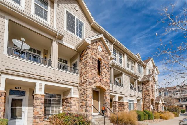 12711 Colorado Boulevard 606-F, Thornton, CO 80241 (#7780260) :: 5281 Exclusive Homes Realty