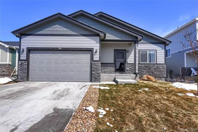 886 S Prairie Drive, Milliken, CO 80543 (#7780663) :: The Harling Team @ HomeSmart