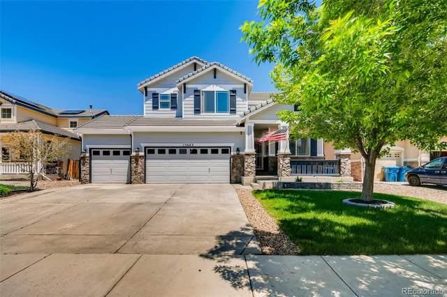 15663 E 117th Avenue, Commerce City, CO 80022 (#7780678) :: iHomes Colorado