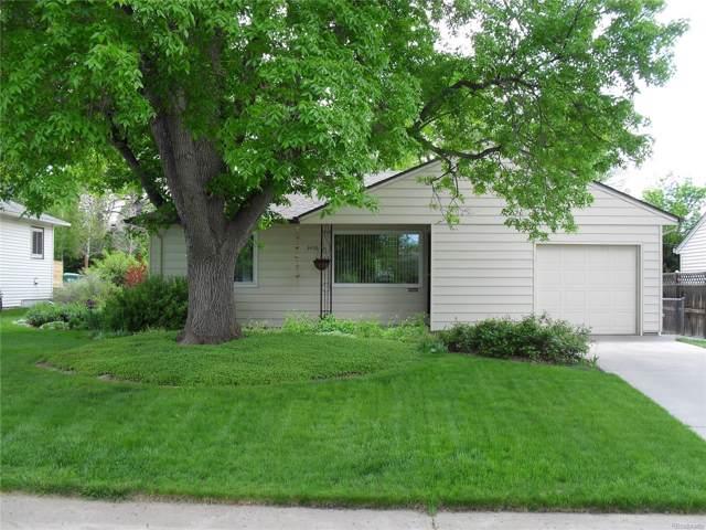 3436 E Nielsen Lane, Denver, CO 80210 (#7780914) :: The Heyl Group at Keller Williams