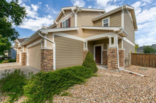 5702 Raleigh Circle, Castle Rock, CO 80104 (#7781142) :: The Gilbert Group