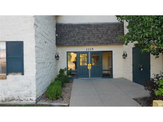 2225 S Jasmine Street #211, Denver, CO 80222 (MLS #7781320) :: 8z Real Estate