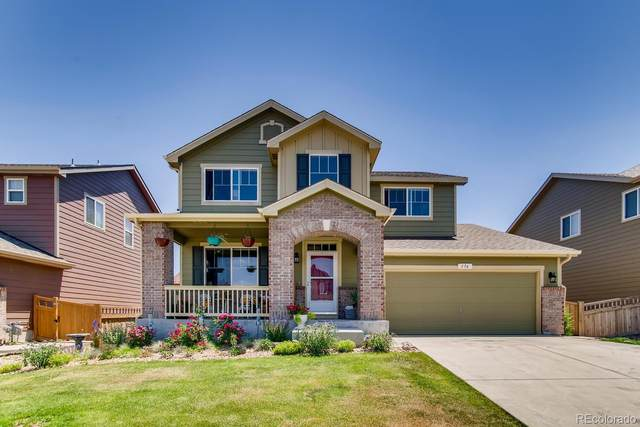 176 Sand Cherry Street, Brighton, CO 80601 (MLS #7781743) :: Clare Day with Keller Williams Advantage Realty LLC