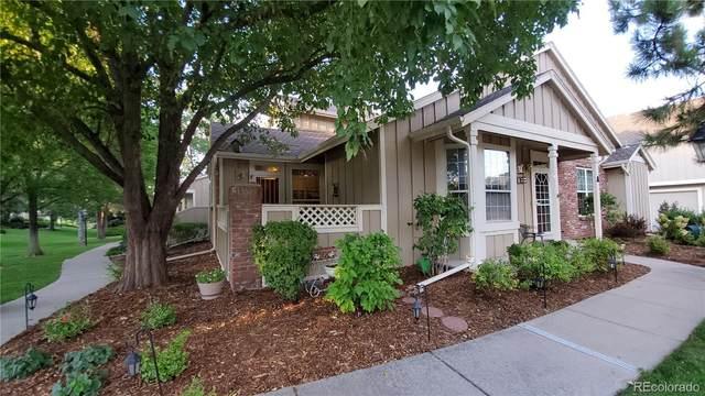 2992 W Long Drive A, Littleton, CO 80120 (MLS #7781931) :: 8z Real Estate