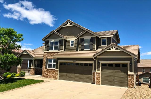 4893 Persimmon Lane, Castle Rock, CO 80109 (#7782081) :: The Heyl Group at Keller Williams