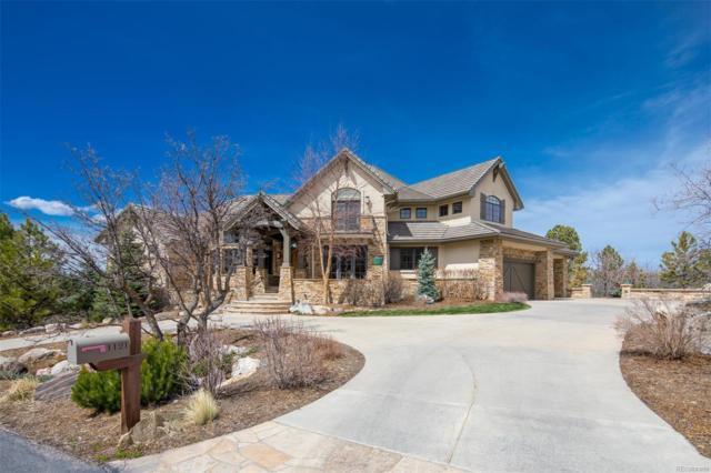 1121 Northwood Lane, Castle Rock, CO 80108 (#7782521) :: Mile High Luxury Real Estate