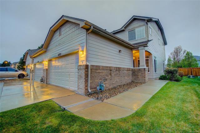 4353 S Jebel Lane, Aurora, CO 80015 (#7782660) :: The Heyl Group at Keller Williams