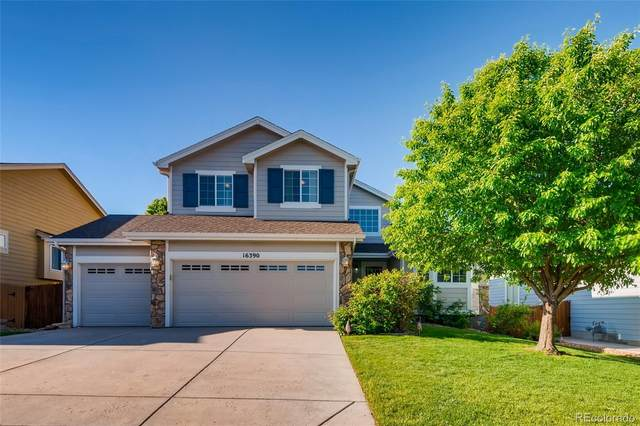 16390 E 106th Way, Commerce City, CO 80022 (MLS #7782756) :: 8z Real Estate