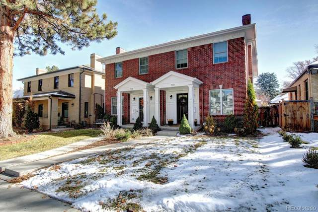 710 Birch Street, Denver, CO 80220 (#7783541) :: Real Estate Professionals