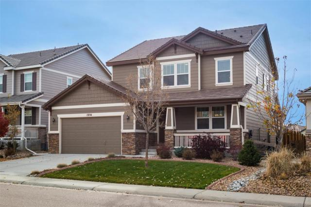 13716 Ashgrove Circle, Parker, CO 80134 (#7783794) :: The DeGrood Team