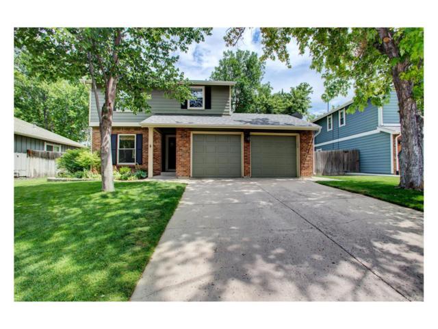 8066 S Rosemary Court, Centennial, CO 80112 (MLS #7783816) :: 8z Real Estate