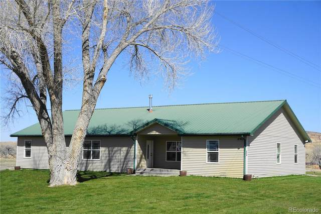 2534 E Main Street, Rangely, CO 81648 (MLS #7784278) :: Neuhaus Real Estate, Inc.