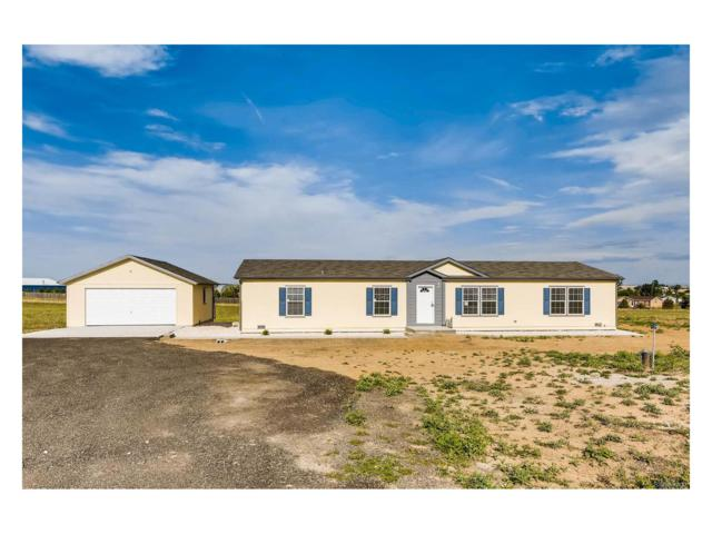 58620 E 40th Drive, Strasburg, CO 80136 (MLS #7784307) :: 8z Real Estate