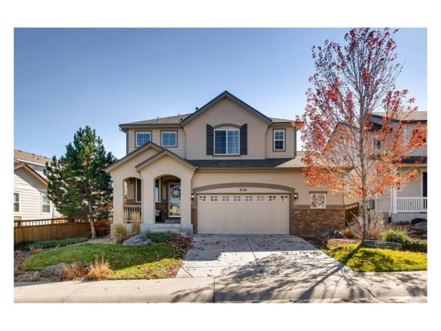 3116 Black Canyon Way, Castle Rock, CO 80109 (#7784377) :: Structure CO Group