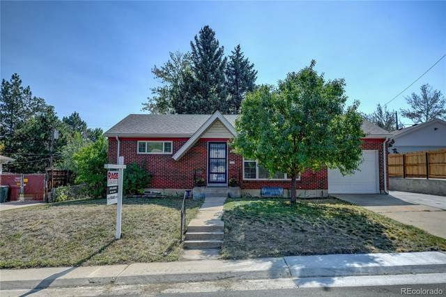 10958 E 109th Place, Northglenn, CO 80233 (MLS #7784543) :: 8z Real Estate
