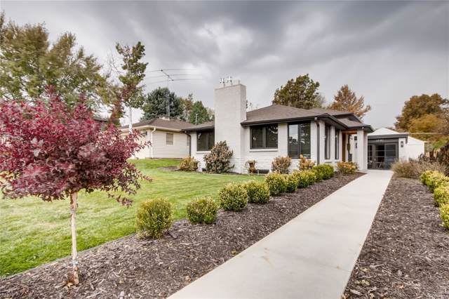 3345 S Cherry Street, Denver, CO 80222 (#7784584) :: Real Estate Professionals