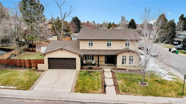 7693 E Mercer Place, Denver, CO 80237 (#7784595) :: Realty ONE Group Five Star