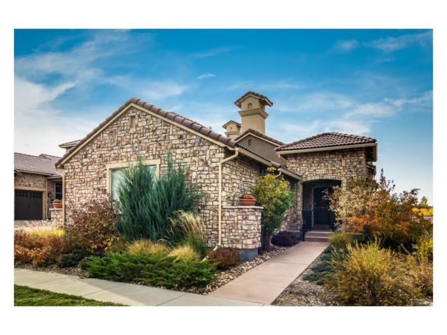9563 Firenze Way, Highlands Ranch, CO 80126 (#7784632) :: The Peak Properties Group