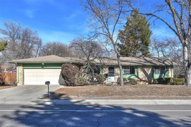 11963 W 71st Avenue, Arvada, CO 80004 (#7784663) :: The City and Mountains Group