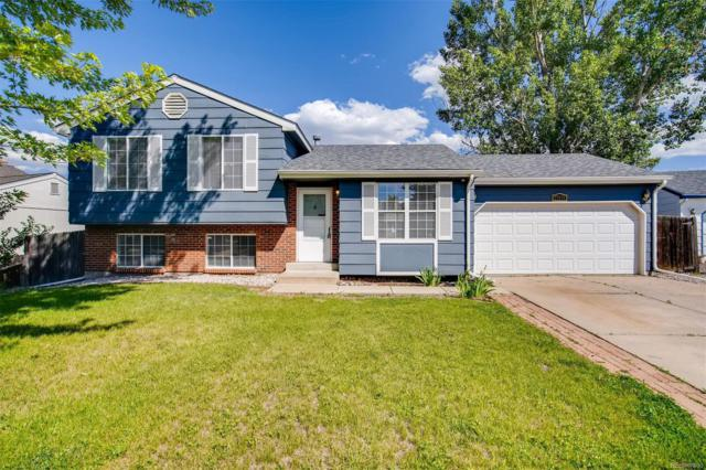 17874 E Crestline Place, Centennial, CO 80015 (#7784744) :: James Crocker Team