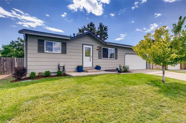 6074 S Dudley Way, Littleton, CO 80123 (#7784825) :: The DeGrood Team