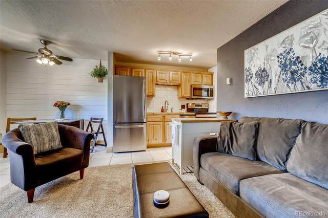 301 N French Street #204, Breckenridge, CO 80424 (MLS #7784993) :: Clare Day with Keller Williams Advantage Realty LLC