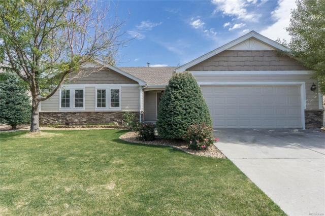 301 Tartan Drive, Johnstown, CO 80534 (#7785047) :: The Heyl Group at Keller Williams