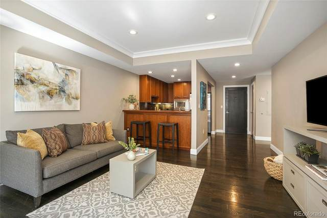 1590 Little Raven Street #503, Denver, CO 80202 (MLS #7785450) :: Clare Day with Keller Williams Advantage Realty LLC