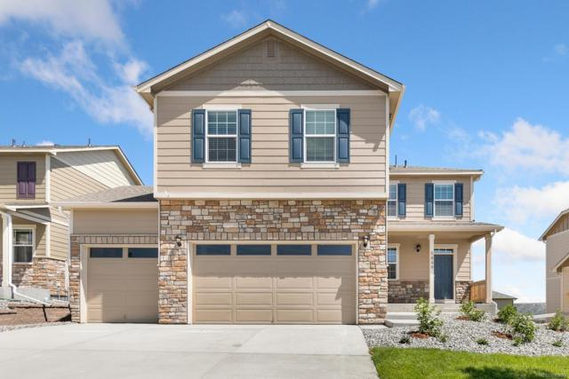5849 Point Rider Circle, Castle Rock, CO 80104 (#7785715) :: The HomeSmiths Team - Keller Williams