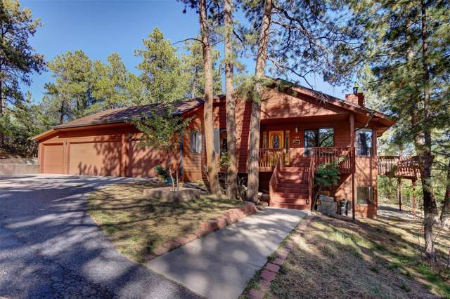 767 Tenderfoot Drive, Larkspur, CO 80118 (#7785784) :: HomePopper