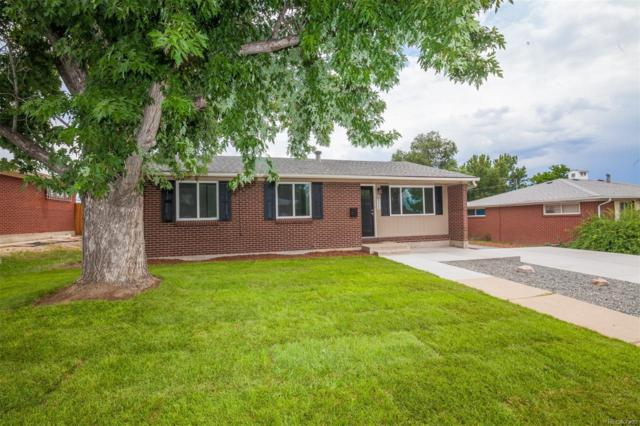 8360 Nueva Vista Drive, Denver, CO 80229 (#7785814) :: HomePopper