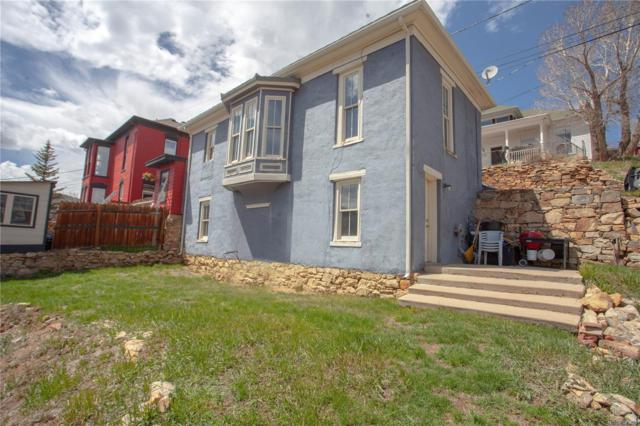 213 E 4th High Street, Central City, CO 80427 (#7785996) :: The Griffith Home Team