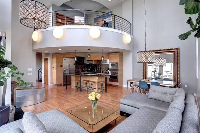 2900 Inca Street #16, Denver, CO 80202 (#7786173) :: True Performance Real Estate