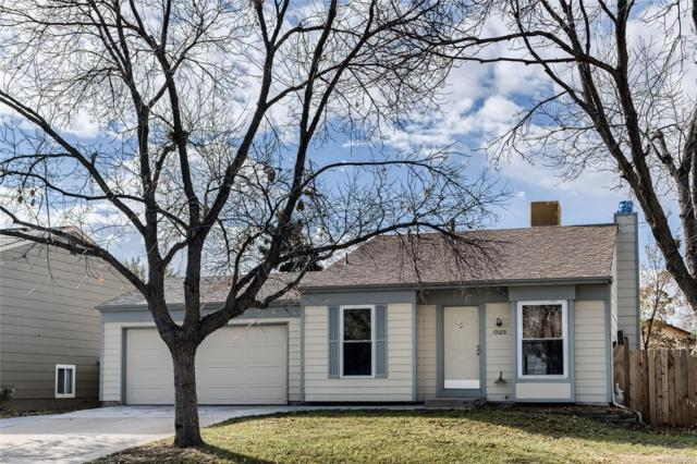 19028 E 21st Circle, Aurora, CO 80011 (#7786248) :: The Galo Garrido Group