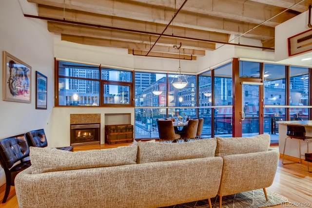 1020 15th Street #204, Denver, CO 80202 (MLS #7786260) :: 8z Real Estate