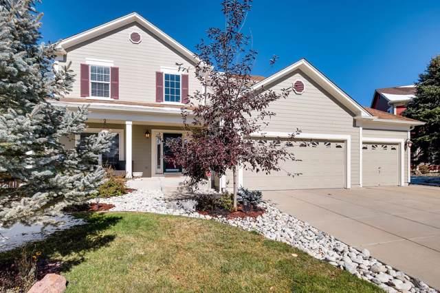 11820 Saddleback Court, Parker, CO 80138 (#7786761) :: The Peak Properties Group